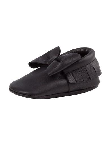 Moots Moots Siyah Fiyonklu Ayakkabı Siyah